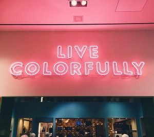 Victoria Vives - Live Colorfully