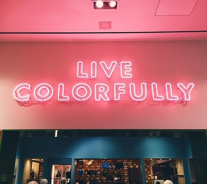 Victoria Vives Live Colorfully