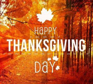 Victoria Vives - Thanksgiving Day!