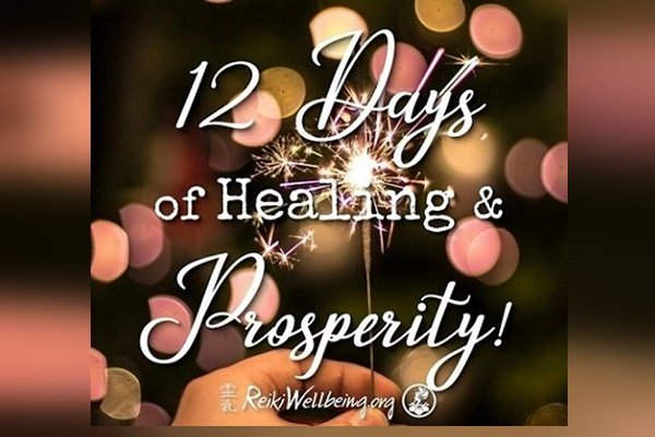 Victoria Vives -12 DAYS Healing & Prosperity