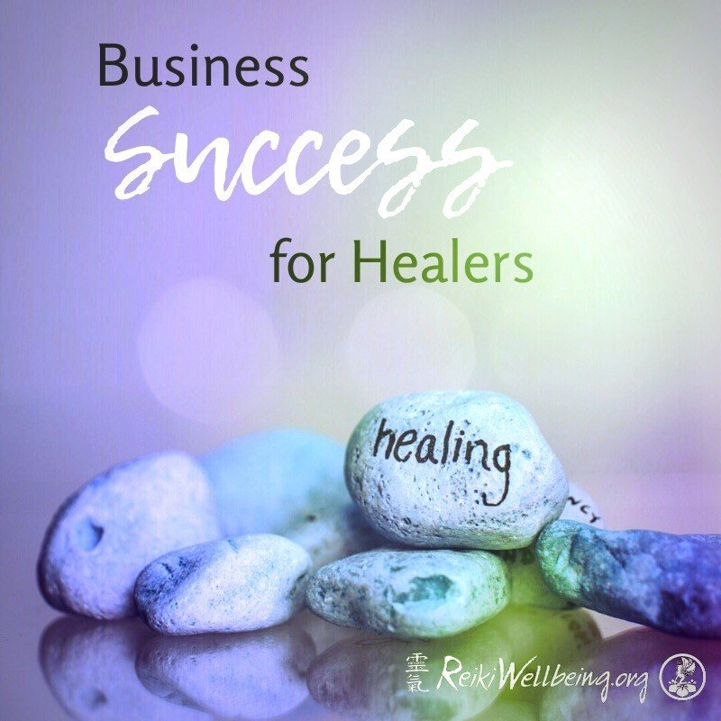 Victoria Vives - Business Success for Healers