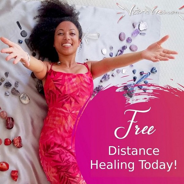 Victoria Vives - Free Distance Healing Today