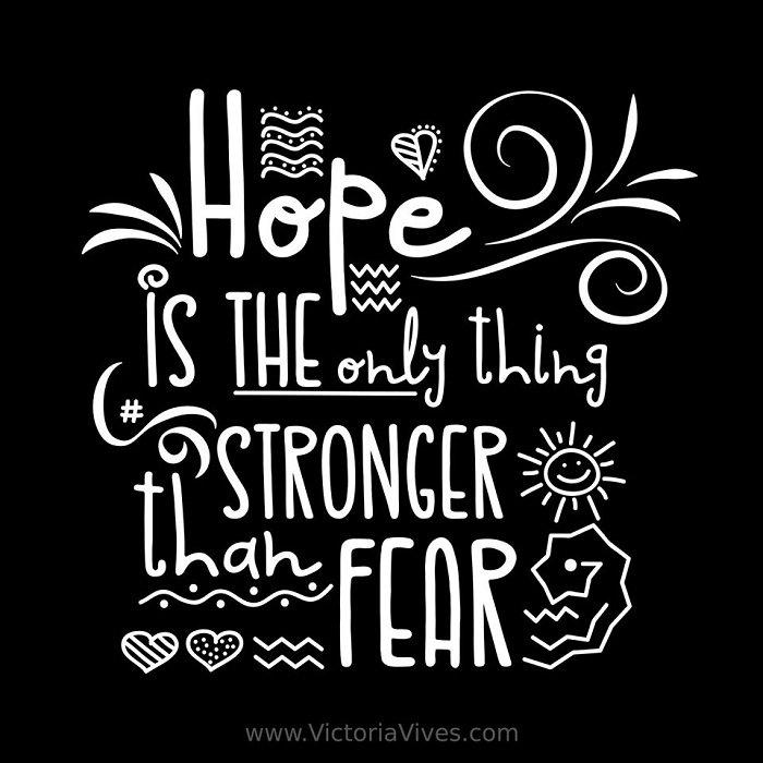 Victoria Vives - Hope vs Fear