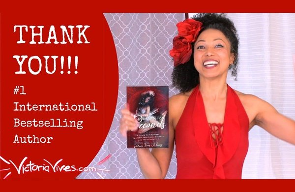 Victoria Vives - #1 International Best Selling Author!!!