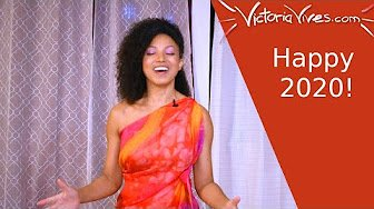 Victoria Vives - Happy 2020!!! New Year New Empowerment!