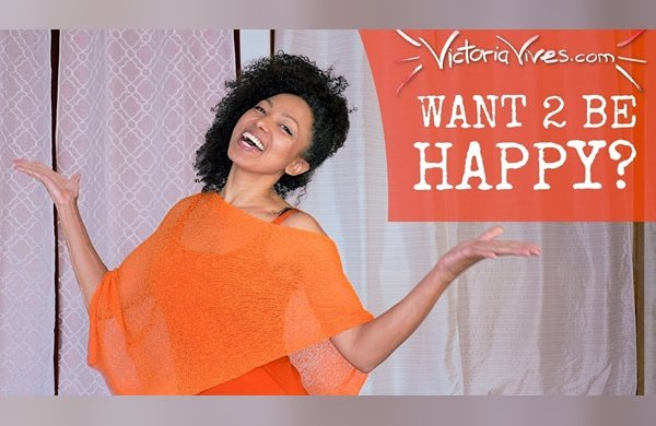 Victoria Vives - How to Be Happy Part 2: 10 Secrets for Empaths