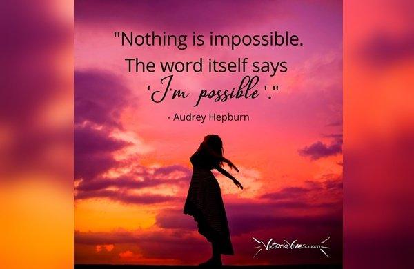Victoria Vives - I'm Possible