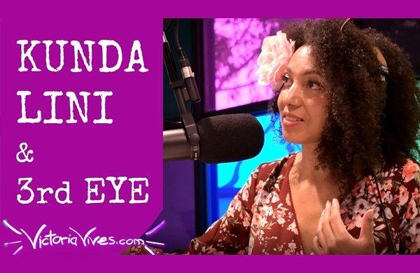 Victoria Vives - Kundalini Awakening and Third Eye Opening