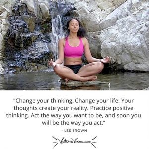 Victoria Vives - Positive Thinking