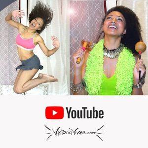 Victoria Vives - Sharing My Videos