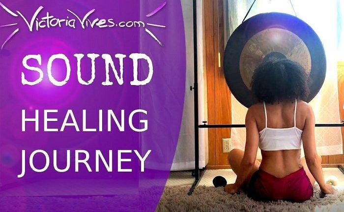 Victoria Vives - Sound Healing Journey
