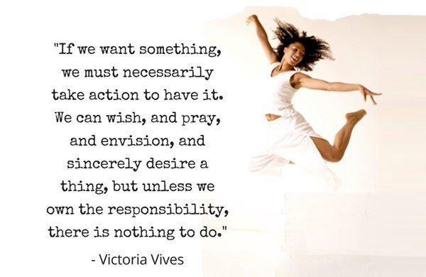 Victoria Vives - What do You Desire?
