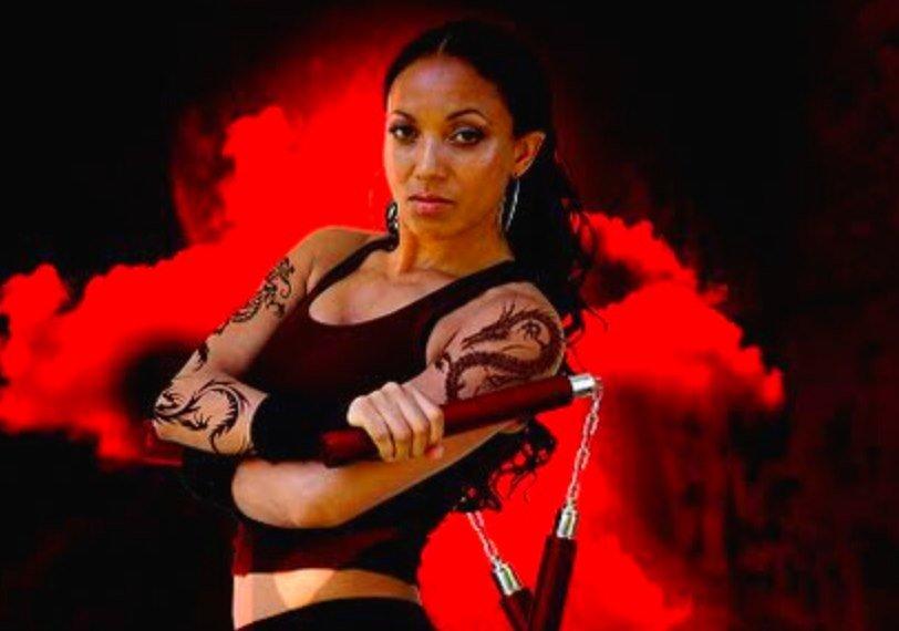 Victoria Vives - Warrior