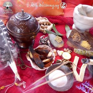 Victoria Vives - Ethnobotanical and Shamanic Healing