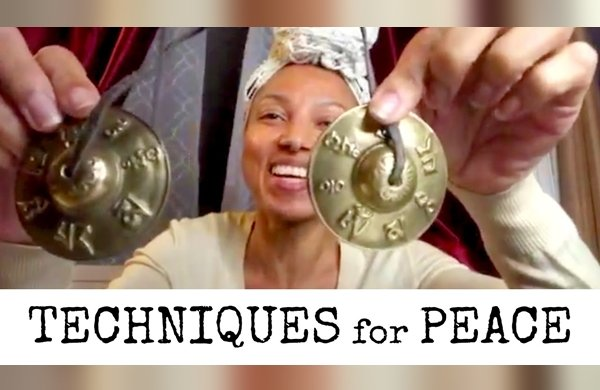 Victoria Vives - Techniques for Peace ~ Release Anxiety, Enjoy Restful Sleep