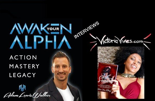 Victoria is Interviewed by Adam Lewis Walker