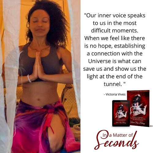 Victoria Vives - Listen to Your Inner Voice