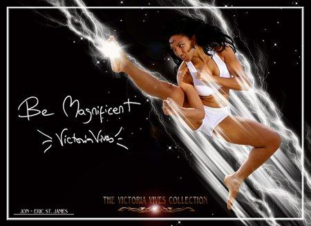 Victoria Vives Martial Arts - Magnificent