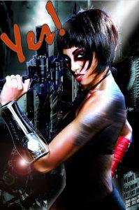Victoria Vives Martial Arts - Superhero YES