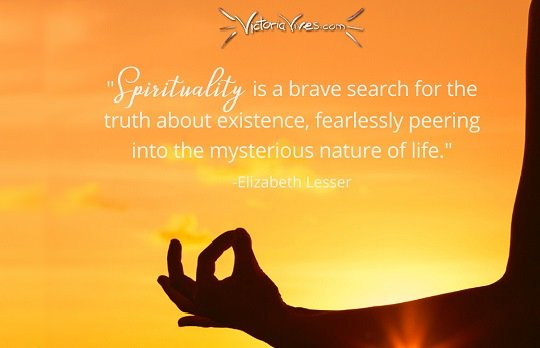 Victoria Vives - What Does Spirituality Mean to You?