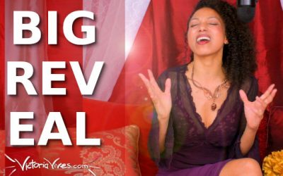SURPRISE REVEAL! Victoria Vives' Never Shared Before ANNOUNCEMENT