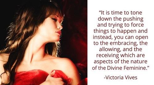Divine Feminine – Your Birthright