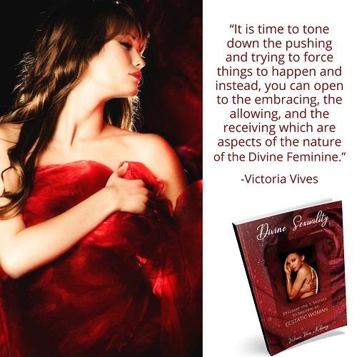 Divine Feminine - Your Birthright