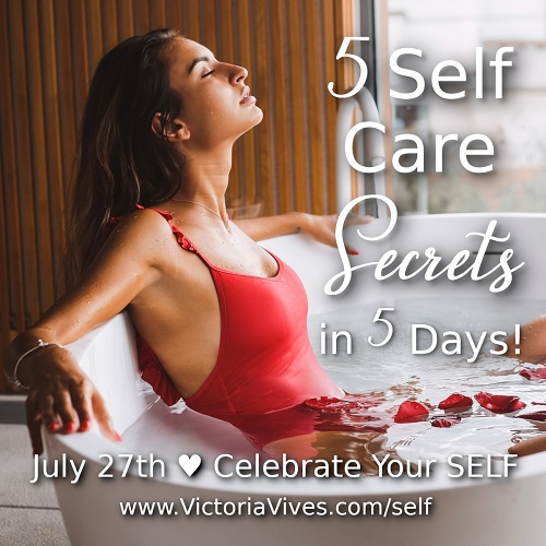 FREE 5 Self-Care Secrets in 5 Days