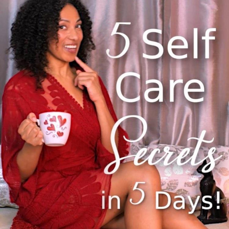 Victoria Vives Khuong - 5 Self-Care Secrets