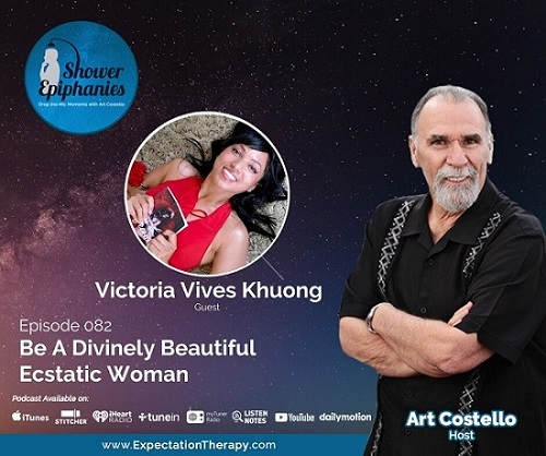 Victoria Vives Khuong - Interview with Art Costello