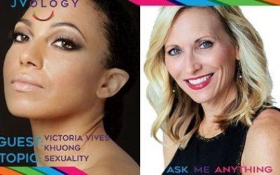 Victoria's Interview by Krista Inochovsky ~ JVology