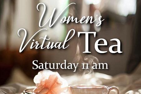 Women's Virtual Tea