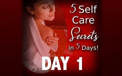 5 Self-Care Secrets – DAY 1