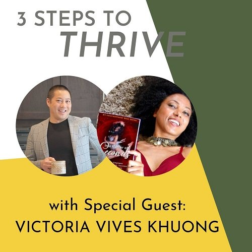 3 Steps to Thrive