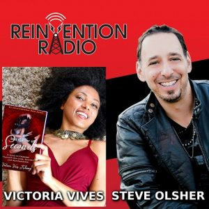 Victoria at Reinvention Radio