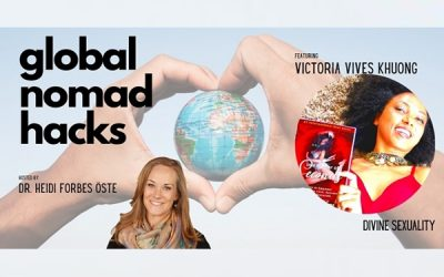Victoria at Global Nomad Hacks