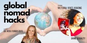 Victoria at Global Nomad Hacks