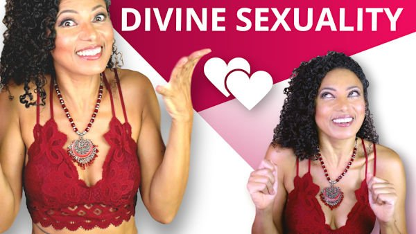 Why DIVINE SEXUALITY? From Shame to Healing with Victoria Vives Khuong
