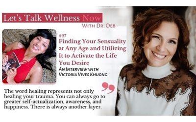 Victoria Vives at Let's Talk Wellness