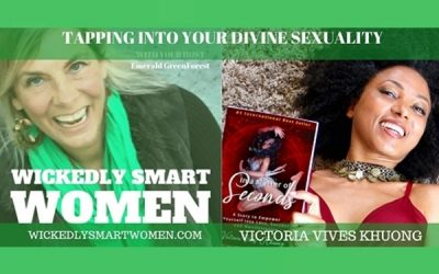 Victoria Vives at Wickedly Smart Women