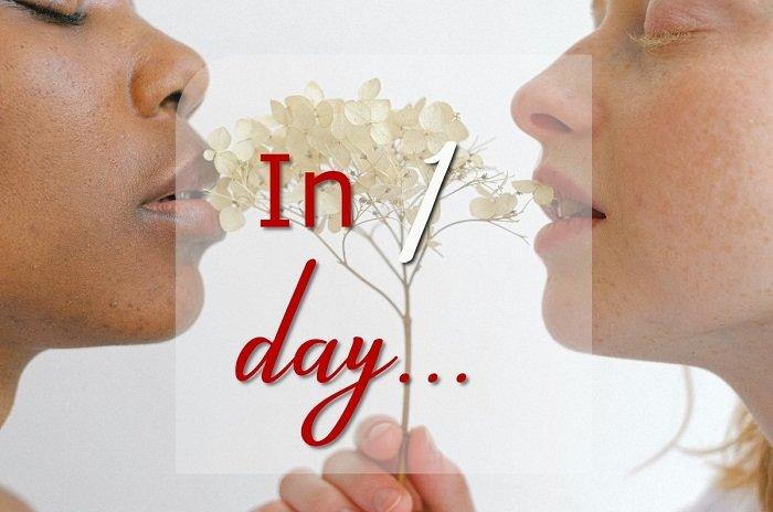 Sisterhood Starts in 1 day