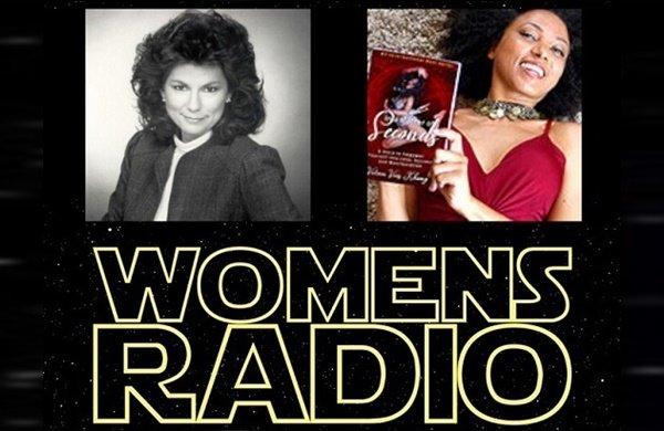 Victoria at Women's Radio