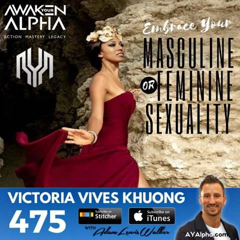 Victoria Vives at Awaken Your Alpha ~ Embrace Your Sexuality!